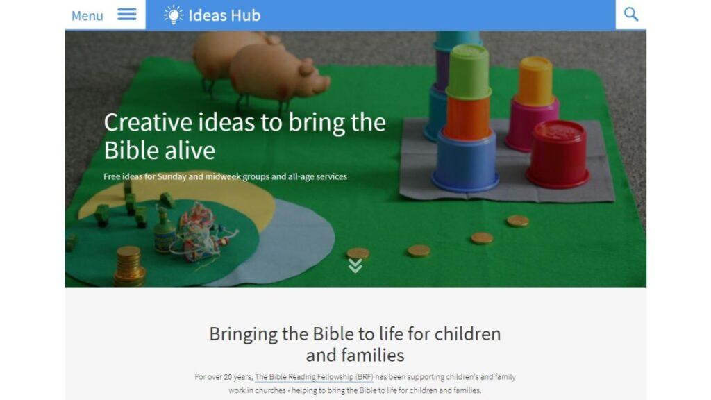 Ideas Hub screenshot