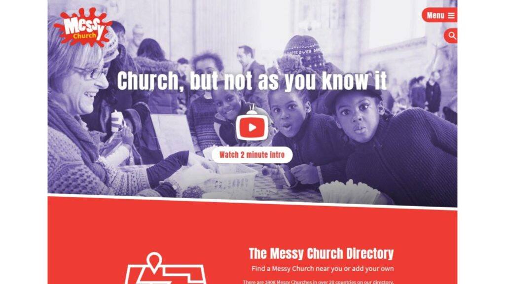 Messy Church screenshot