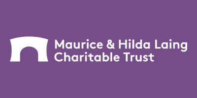 Maurice and Hilda Laing Charitable Trust logo