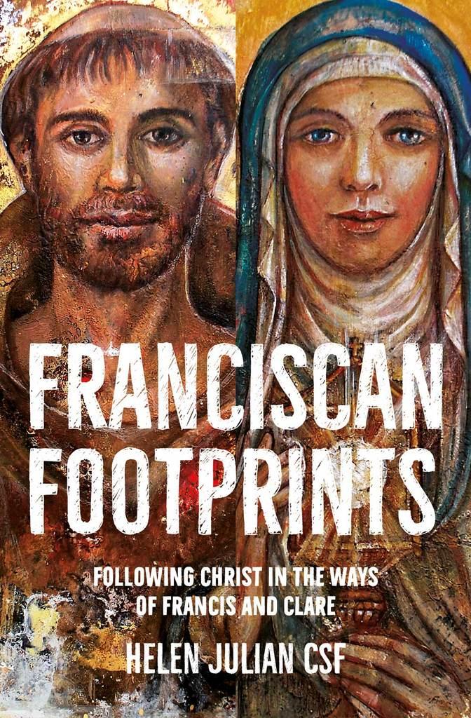 Franciscan Footprints book cover