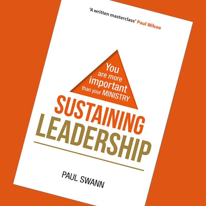 Sustaining Leadership cover