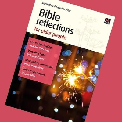 Bible Reflections for Older People September-December 2020 cover
