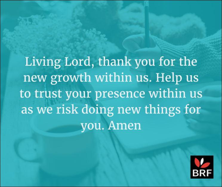 BRF Facebook Prayer