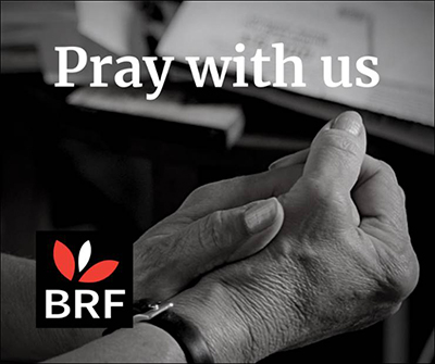 BRF pray with us