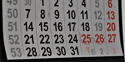Calendar December 2021
