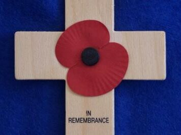 A Remembrance Cross