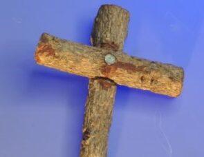 A Ugandan Cross