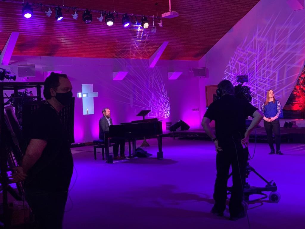 Bradford - BBC Sunday worship