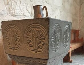 Churches that feature baptismal fonts