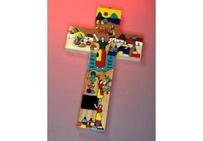 Crosses from around the world - El Salvador