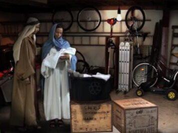 Episode 5: The birth of Jesus - paperlesschristmas