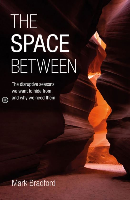'The Space Between' by Mark Bradford