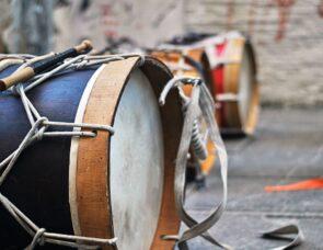 Percussion drum image