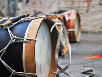 Percussion drum image