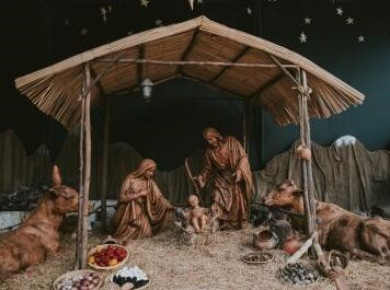 What happened in the original nativity story?
