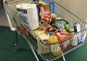 Food banks: caring for others during the pandemic