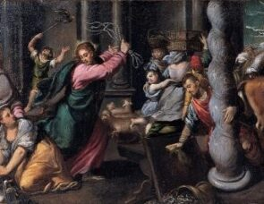 Palm Sunday - retold by one of Jesus' enemies