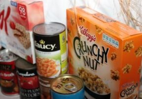 Taking responsibility for others: Kathy Germain and the food bank
