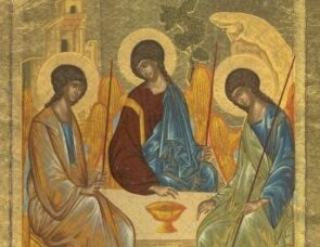 Picturing God as the Trinity