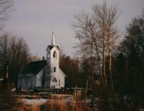 Places of Christian worship