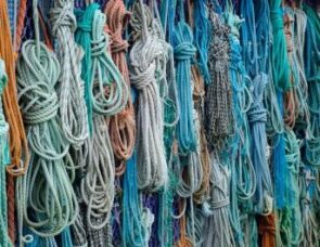 Praying with ropes