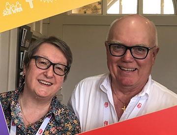 Sue and Andy Kalbfleisch