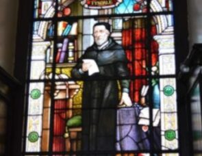 The Burning Books - a story to introduce the impact of William Tyndale
