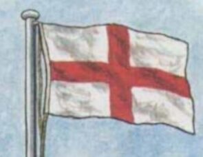The Cross of St George: a classroom activity for St George's Day