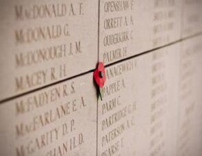 Using war memorials for cross-curricular studies