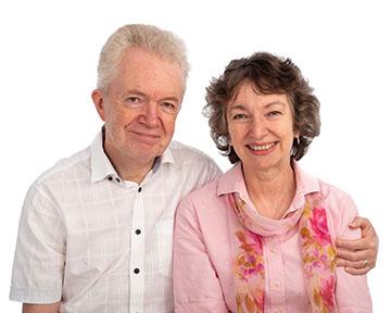 Martin and Margot Hodson