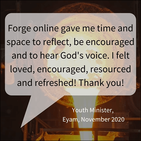 The Forge testimony