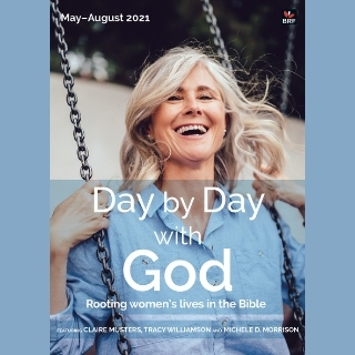 Day by Day with God cover