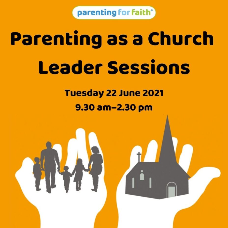 Parenting as a Church Leader Days image