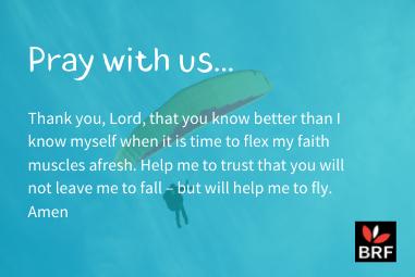 Pray with us image
